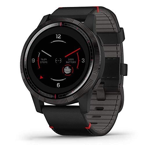 Garmin Legacy Saga Series, Star Wars Darth Vader Inspired Premium Smartwatch, Includes a Darth Vader...