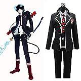 Uniforme Costume Anime Cosplay Carnaval d'Halloween Anime Uniformes scolaires Bleu...