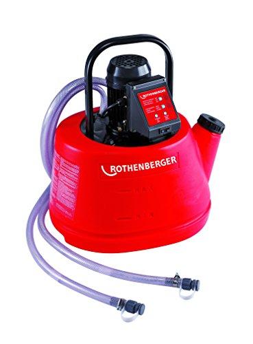 ROTHENBERGER 61190 61190-Bomba desincrustante romatic20 (6.1190), Red