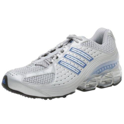 adidas Men's Megabounce, Metsil/Airblu/Runwht, 8.5 UK