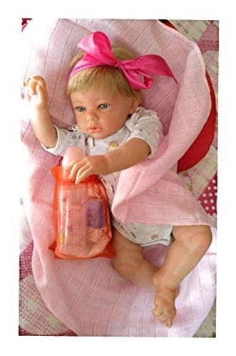 Muñecas Reborn Hechas en España Newborns babyborns muñecos realistas bebés reborns Silicona fabricación española bebé Reborn