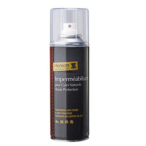 Imperméabilisant cuirs naturels - Incolore