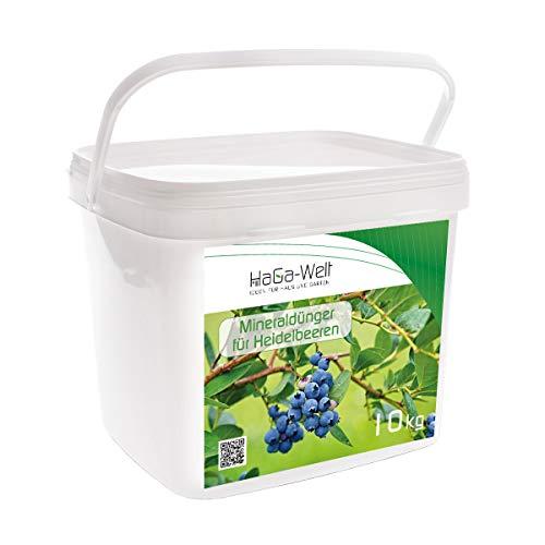 Engrais minéral pour myrtilles - Engrais pour fruits - 10 kg