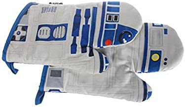 Japan Import Star Wars R2-D2 Oven Mitts - Set of 2 by Star Wars