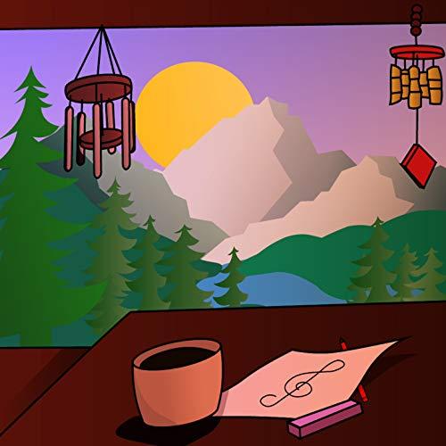 Hot Coffee In A Wood Hut