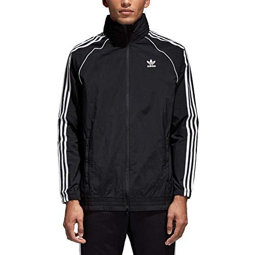 adidas Herren Herren Jacke SST Windbreaker, Black, XS, CW1309