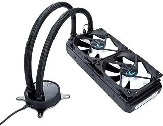 Fractal Design Processor Liquid Cooling System - (for: LGA1156, AM2, AM2+, LGA1366, AM3, LGA1155, AM3+, LGA2011, FM1, FM2, LGA1150, FM2+, LGA2011-3, LGA1151, AM4, TR4) - Aluminum
