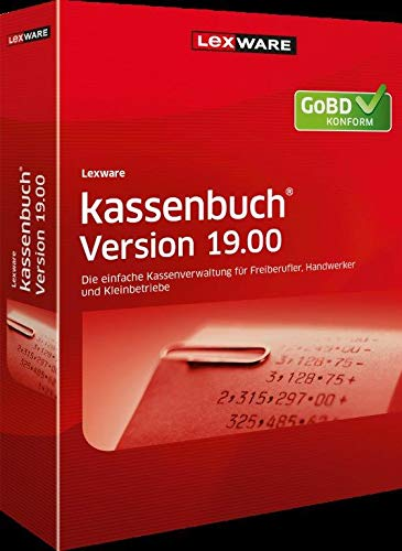 Lexware kassenbuch Version 19.00 (2020)