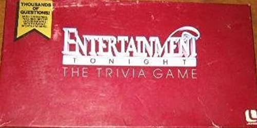 Entertainment Tonight Trivia Game by Entertainment Tonight