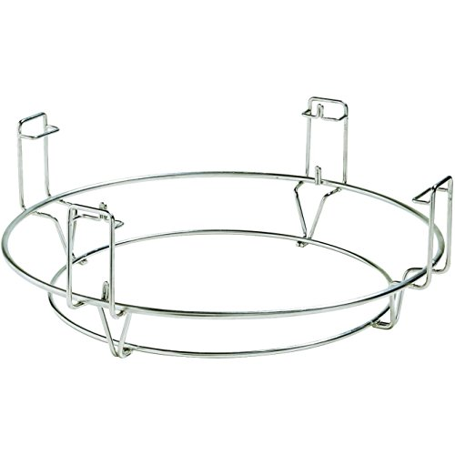 Aura Outdoor Products PRO-Zone Cooking System Base Rack for Large Big Green Egg, Classic Joe, Primo All-in-One and More!