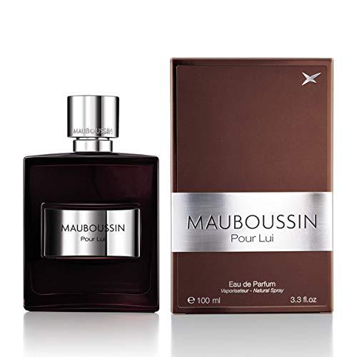 Mauboussin - Eau de Parfum Homme - Pour Lui - Fougère & Moderner Duft - 100ml