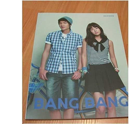 イミンホ 韓国 BANG BANG 2010年夏 カタログ