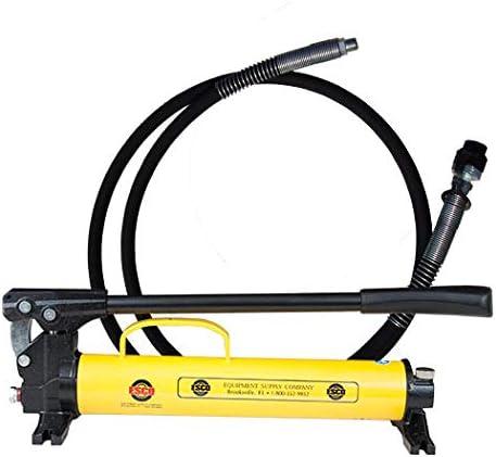 Max 69% OFF Branded goods Esco Equipment Pump Hydraulic Hand Ki Operated