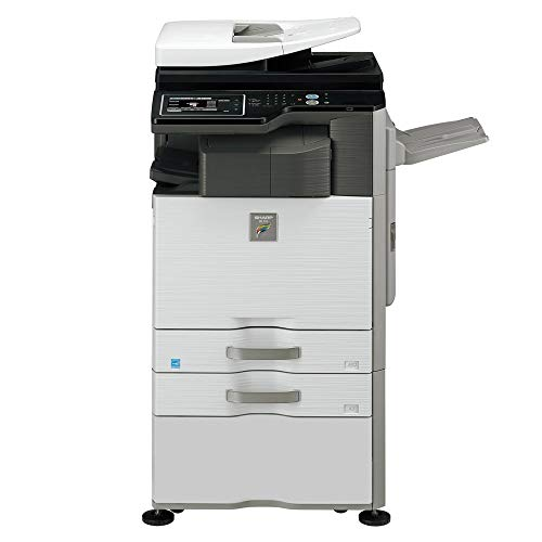 Best Bargain Sharp MX-3115N Color Copier Printer Scanner All-in-One MFP - A3 11x17, Copy, Print, Sca...