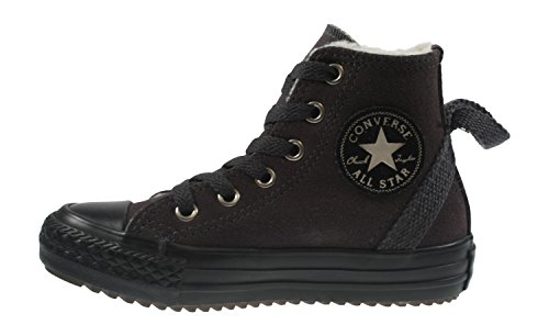 Converse CT Hollis Hi Winter Chucks Hi Wildleder Winterschuhe Rabbit Kinder Gr. 30