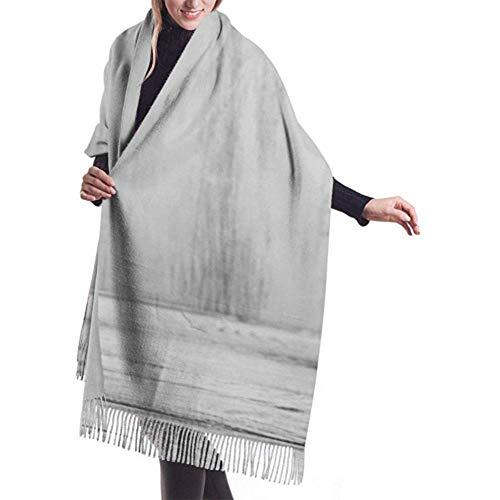 Winter sjaal Cashmere feel huis decoratie orchidee bloemen vaas op sjaals stijlvolle sjaal wraps zachte warme deken sjaals