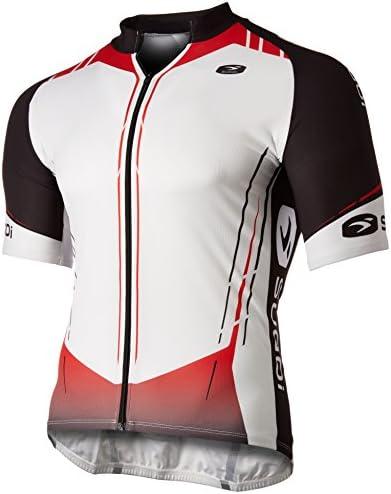 Sugoi Herren Evolution Trikot Fahrradtrikot Funktions T Shirt Langarm Radsport