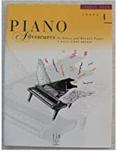 Piano Adventures: Level 4 - Lesson Book (2nd Edition)