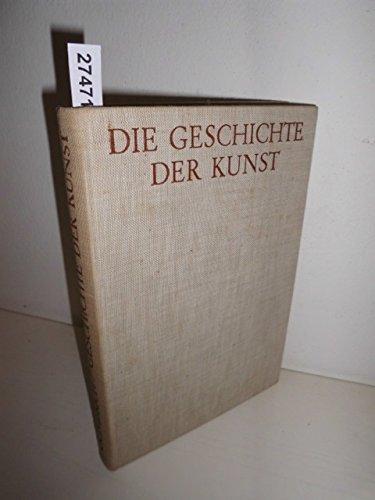 Die Geschichte der Kunst von E. H. Gombrich . Mit 392 Abbildungen .