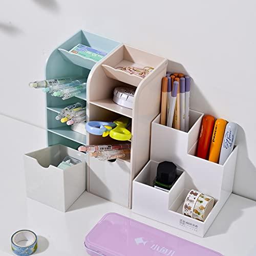 YUDOXN Portalápices,organizador de escritorio para lápices, organizador de bolígrafos,cajitas de almacenamiento para oficina, hogar,