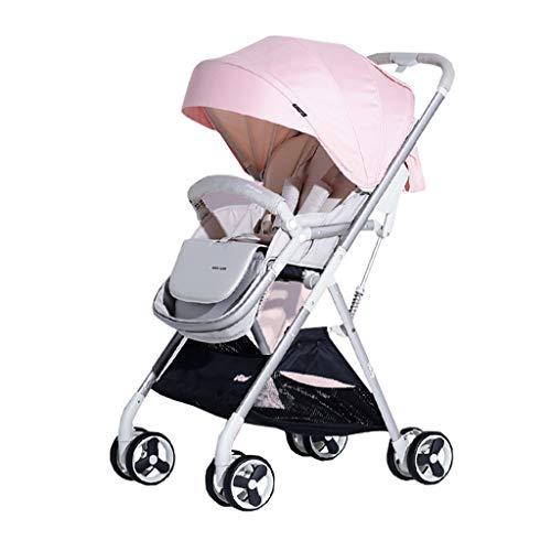 YOYOBaby Silla de Paseo 3 en 1 para niños pequeños/niños Convertible Todo...