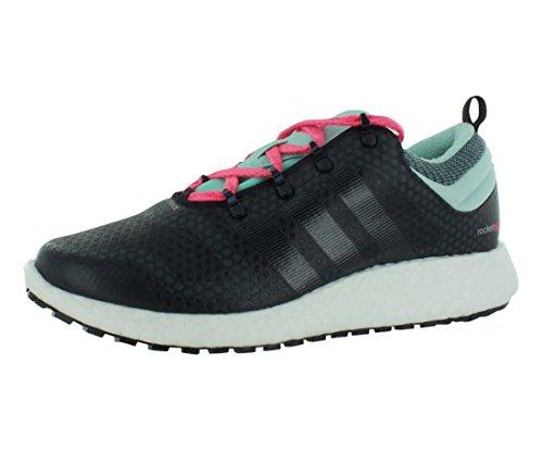 Adidas Ch Rocket-Boost-Women�'s Laufschuhe Grö�e US 9 Regelmä�ige Breite, Farbe Grau / mint