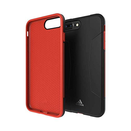 Original Adidas Originals Dual Layer Hard Case para Apple iPhone 8 7 6S 6 Plus Funda Cover Rojo Teléfono móvil Cover