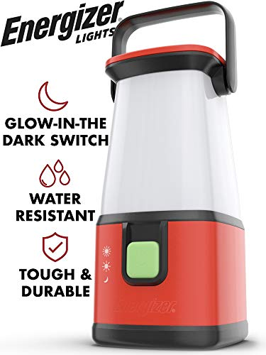 Energizer LED Camping Lantern Flashlight, 650 Hour Run-Time, 500 Lumens, IPX4 Water Resistant, Battery Powered LED… 3