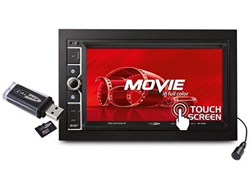 Caliber RMD801DAB-BT Autoradio 2DIN avec écran Tactile 7\