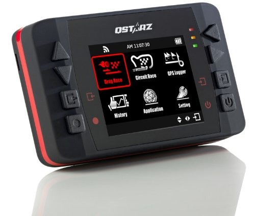 Best Price Qstarz LT-Q6000 GPS Lap Timer (Water Resistance, 10Hz log rate, G Sensor)
