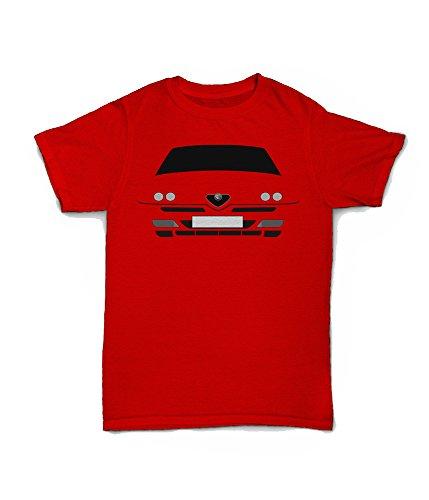 Alfa Romeo 916 GTV/Spider T-Shirt blau