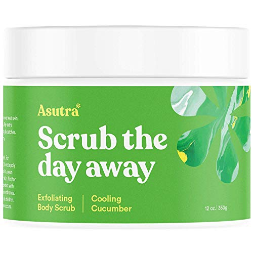 A Sweet, Smoothing Scrub Product Image