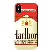 (ティアラ) Tiara Galaxy S7 edge SC-02H ケース 個性派 煙草 面白 タバコ 銘柄 薄型 スマホ ハードケース 個性派 A ギャラクシー C004504_01