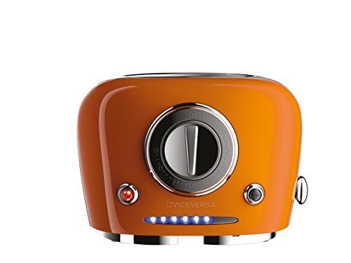 Viceversa VV50022 TIX Toaster, orange
