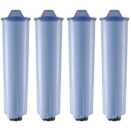 4 Wasserfilter für Kaffeevollautomaten von JURA - ENA-kompatibel