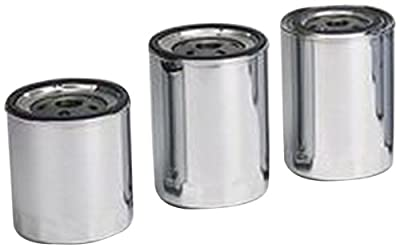 Oil Filter,chevy,chrome