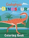 Coelophysis Dinosaur Coloring Book: Fantastic Dinosaur Coloring Book for Children