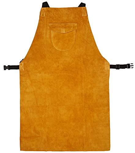 Portwest SW10 - Soldadura de cuero delantal, color