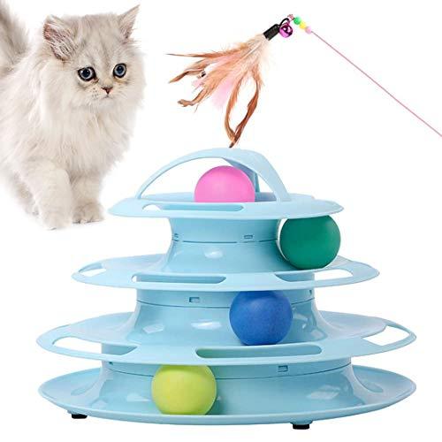 猫のおもちゃ 猫 ボール ペット用品 遊ぶ盤 ペット 回転 ボール 猫じゃらし おもちゃ 運動不足 ストレス解消 知育玩具 安全素材 ナチュラル 天然鳥の羽棒鈴付き