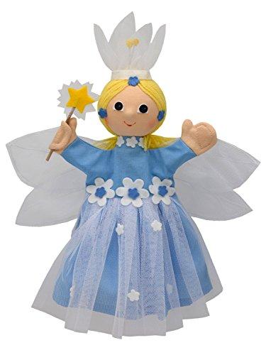 MU mubrno 22087d Hada–Flor Azul 35cm