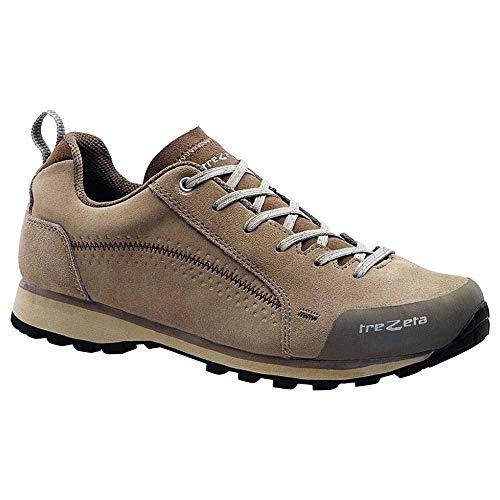 Trezeta Herren Wanderschuhe Flow EVO, Schuhgröße:UK 9.5/43 1/2, Farbe:Beige