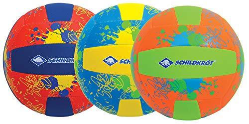 Schildkröt Funsports 970285 Pallone per Volley, Unisex bambini, Multicolore, Taglia Unica