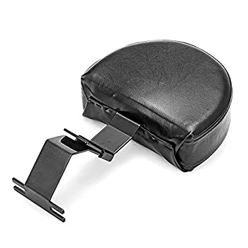 Driver Backrest Pad Mount Set Quick Release Compatible with Kawasaki 1700 Nomad/Voyager/Classic