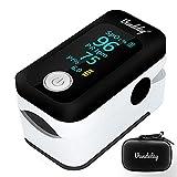Best Pulse Oximeters - Vandelay Pulse Oximeter Digital Fingertip AOJ-70A - Blood Review