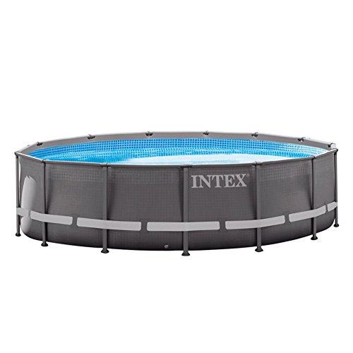 Intex 26310NP Piscina desmontable, con depuradora, 12.706 litros, 427 x 107 cm