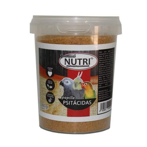 Nutriplus Gourmet Bote Papilla Psitacidas 280grs