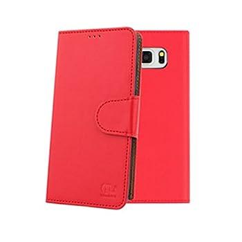 Zico Wallet Case for Luna TG-L800S  Red Luna TG-L800S