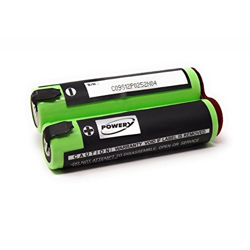 Accu voor Elektrische bezem / -Stofzuiger Philips FC6125, 4,8V, NiMH