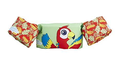 Amazing Deal Stearns Original Puddle Jumper Kids Life Jacket | Deluxe Life Vest for Children, Parrot