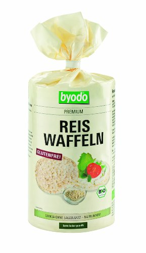 Byodo Bio Reiswaffeln mit Quinoa, 100 g